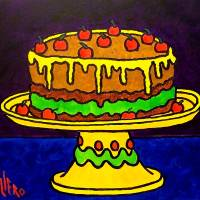 Have Your Cake Art Prints & Posters by piliero