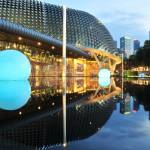 """Esplanade Theatre, Singapore"" by Anton-in-Singapura"