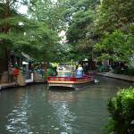 """Boat On The San Antonio River"" by dlstein"