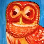 """owl"" by psychebabel"