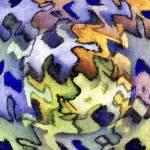 """Blue Leopard Skin"" by terrymulligan"