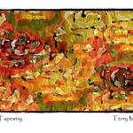 """A Soft Rose Tapestry"" by terrymulligan"