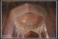 Arches at Shahjahan Mosque