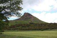 Clouds Over Roseberry Topping