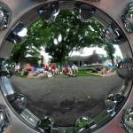 """Wheel Cover Reflections"" by shelshots"