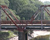 The Old Bridge over the Suwannee River
