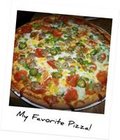 Favorite Pizza!