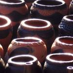 """African Halo Pots"" by AndrewJames"