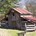 """Barn in Deville, LA, March 2008"" by iThinkMedia"