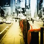 """New York New York - Times Square"" by Black_White_Photos"