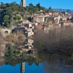 """Olargues, Languedoc"" by ImageArt-Photography"