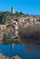 Olargues, Languedoc