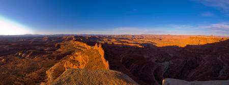 Dawn in Canyonlands