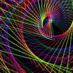 """""""Clolor spiral web"""" by 2-mello"""