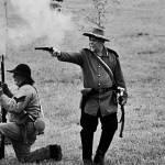 """pistol shot"" by ashlie_conway"