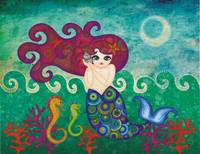 Moonface Mermaid