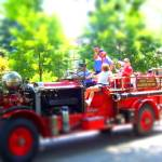 """Tilt Shift Mount Clemens Fire Engine"" by RIPizzo"