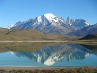 Torres Del Paine, Reflection