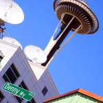 """Seattle Space Needle"" by nswanson"
