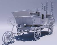 Iron Rose Steamcar