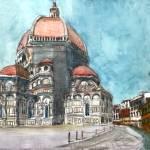 """34 Via del Proconsolo - Florence, Tuscany, Italy"" by anthony"