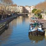 """Canal de la Robine. Narbonne"" by ImageArt-Photography"