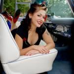"""Model Viviane@ The El Cajon Classic"" by rockabillyboy72"