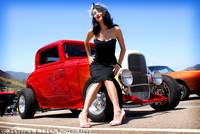 Shake Rattle & Roll Car Show - Heather McGuffin