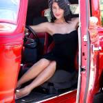 """Shake Rattle & Roll Car Show - Heather McGuffin"" by rockabillyboy72"