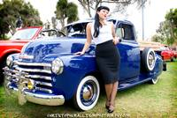 Cop's & Rodder's Car Show - Margie