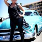 """Good Guys Del Mar Nationals - Sunday - Shealyn"" by rockabillyboy72"