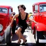"""Good Guys Del Mar Nationals - Saturday - Jen Z"" by rockabillyboy72"
