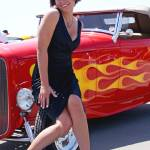 """Good Guys Del Mar Nationals - Saturday - Jen Z"" by rockabillyboy72"