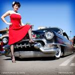 """Good Guys Del Mar Nationals - Saturday - Jen M"" by rockabillyboy72"
