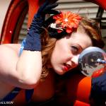 """Truline Car Show - El Cajon -- Jolie"" by rockabillyboy72"