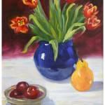 """""""April Tulips"""" by SusanPayneTrutna"""