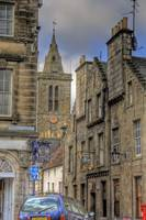 college street, St Andrews