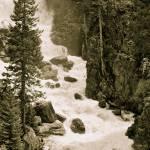"""Fish Lake Falls"" by flamestatefilmless"