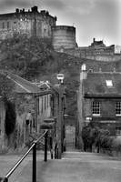 The Vennel Steps - Edinburgh