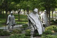 Korean War Veteran's Memorial