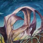 """""""Yoga Leaf"""" by waldeneffect"""
