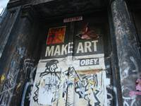 Make Art! Obey!