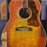 """Guitar"" by creese"