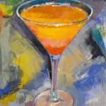 """Mango Martini Painting"" by creese"