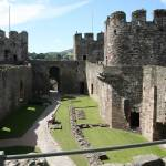 """CONWY CASTLE"" by ccrcats"