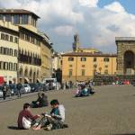 """Piazza Pitti"" by KevArchie"