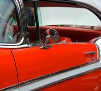 Driver's Side of the Bel Air