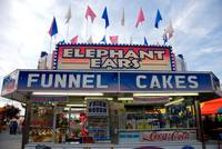 Elephant Ears, Funnel Cake & Fried Dough