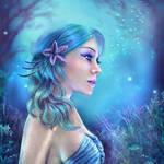 """""""Water Goddess"""" by 3ddream"""