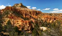 'The Fortress' Bryce Canyon NP